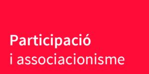 Participació i associacionisme